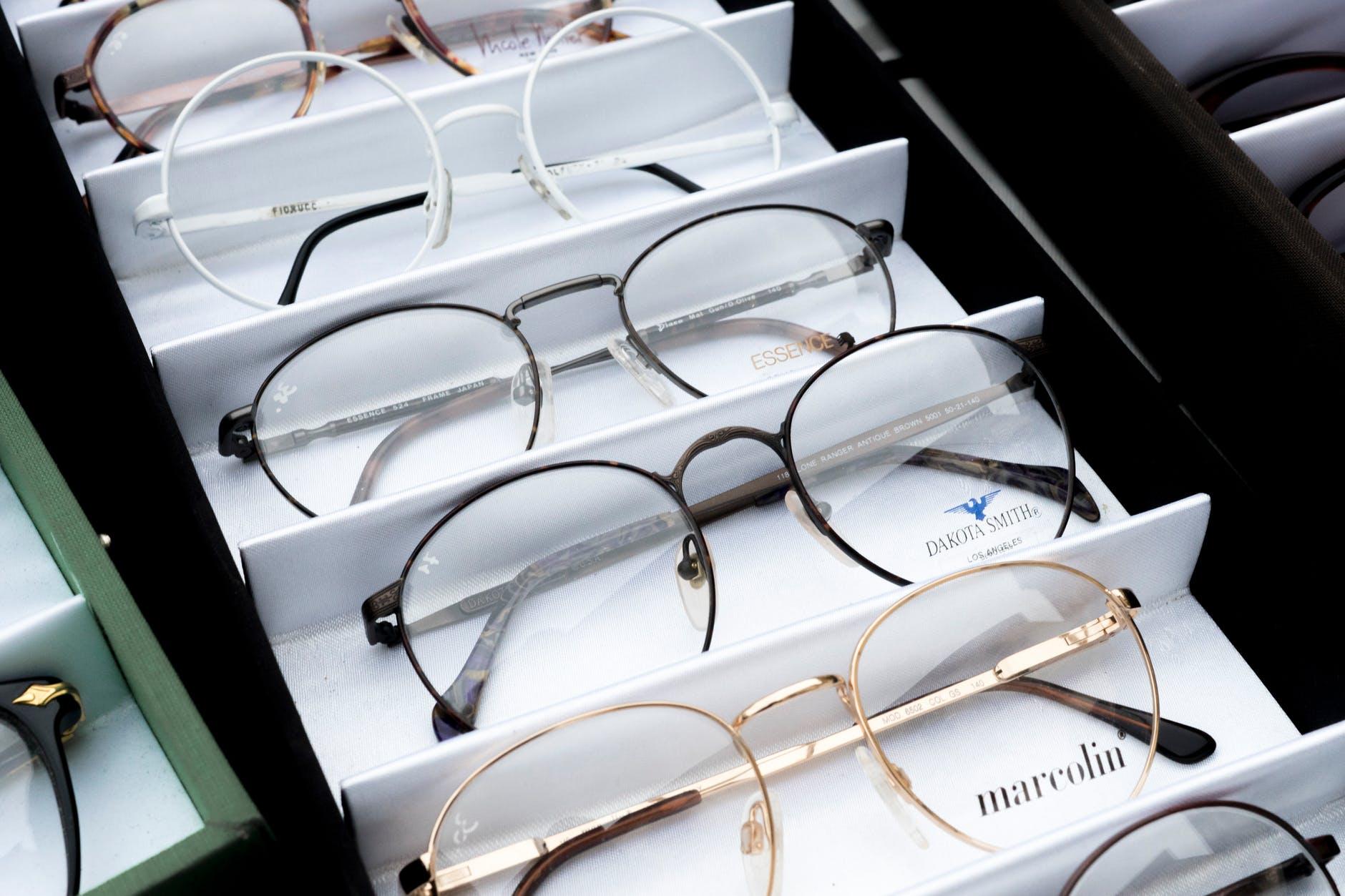Comment entretenir vos lunettes?